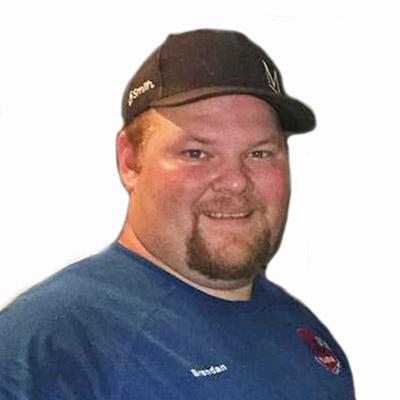 Brendan Myers Journeyman Plumber